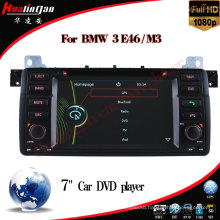 One DIN Car DVD Player for BMW 3 Series E46 GPS Navigation (HL-8788GB)