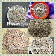 Bonne usine d'adsorption Maifanite Filter Media