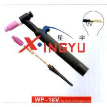 WP18V welding torch , torch body