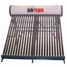 Integrated Non Pressure Solar Water Heater (SP-470-58/1800-24-R)