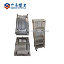 Moulage de Cabinet en plastique en gros de la Chine et moulage de tiroir de stockage en plastique et stockage de récipient de stockage