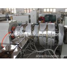 Pe Pp Pvc Ppr Plastic Pipe Extrusion Equipment