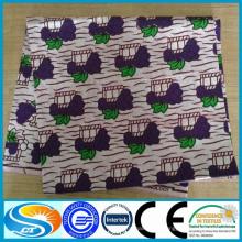 Оптовая продажа хлопчатобумажной африканской истинной восковой ткани