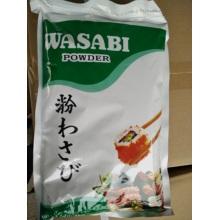 Японские приправы в виде порошка васаби