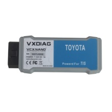 VXDIAG VCX NANO pour TOYOTA TIS Techstream WIFI Version