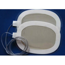 Reusable Patient Plate / Electrosurgical Pads With Transparent Conductive Line, Hydrogel Grounding Pad