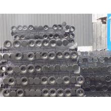 Caja de filtro de colector de polvo de zinc plateado