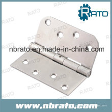4 Inch Stainless Steel Wooden Door Hinge