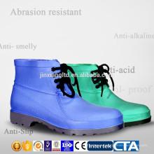 JX-301 wholesale waterproof wellington wellies rubber garden shoes