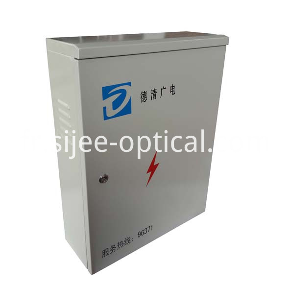 Waterproof Fiber Optic Terminal