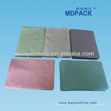 PE-beschichtetes Tissue Laminated Dental Bib s