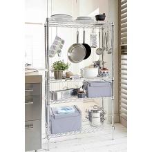 Нержавеющая сталь DIY Кухонная стойка K / D (CJ12035150A3C)