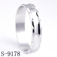 Мода стерлингового серебра свадьба / обручальные кольца ювелирные изделия (S-9178)