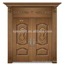maßgeschneiderte Design Französisch Stil Royal Carved Luxus Edle Klassische Villa Eingang Design