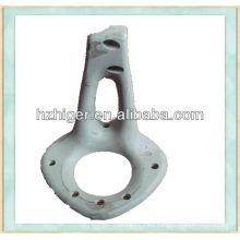 emprender varias piezas de procesamiento de piezas de maquinaria profesional de aluminio