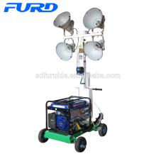 6kw Cheap Diesel Generator Led Light Tower (FZM-1000B)