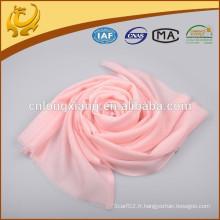 Nouvelle conception, usine, prix, affaires, long, rouge, laine, écharpe