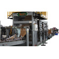 Новая модель бумагоделательной машины для изготовления пакетов цемента