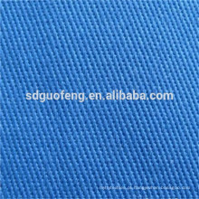 100% tecido de algodão sólido tingido 10 * 10 72 * 40