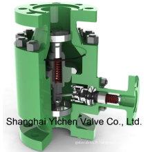 Soupape de protection de pompe à pression moyenne (YCAL)