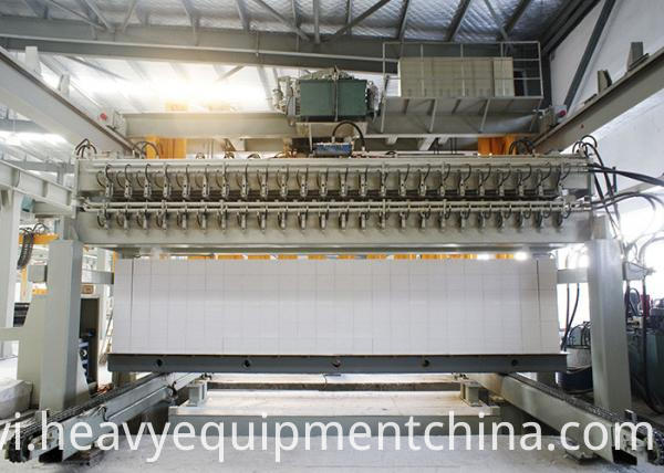 AAC Block Production Plant
