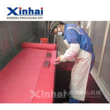 Xinhai Abrasion Resistance Elasticity Industrial Rubber Products Group Introducción