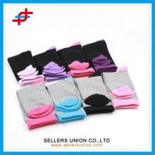 Chaussette en coton classique pour dames, chaussette élastique à sec rapide
