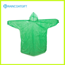 Manteau imperméable PE Green Color (RPE-062)