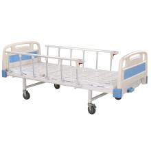 Mobiles manuelles Krankenhausbett