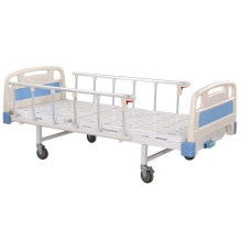 Mobile Manual Hospital Bed
