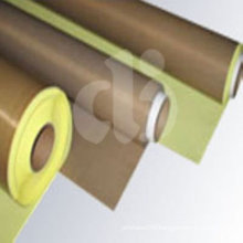 PTFE coated fiberglass adhesive tapes
