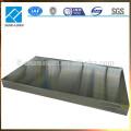 Aleación de aluminio Fabricante Ventas calientes 3003 3004 3005 3105 Hojas de aluminio,