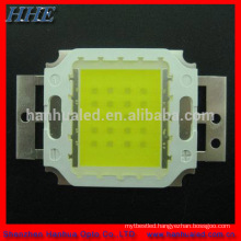 660nm+460nm+IR,tri band 20w high power LED for growing lamp