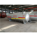 Horizontal 10000L ASME Propane Tanks