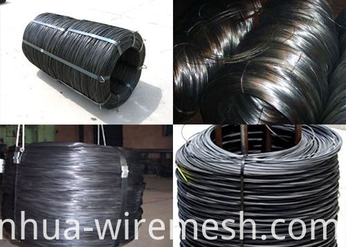 BWG19 1.0MM Construction MS Black Annealed Wire (1)