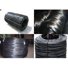 BWG19 1.0MM Construction MS Black Annealed Wire