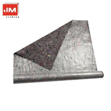 Material de colchón durable y reutilizado poliéster no tejido impermeabilización de base para alfombras