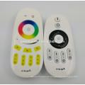 preto branco 2 cor 2.4G RF tocando Wifi LED RGBW controlador
