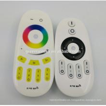 El regulador del tacto RGB LED de 2.4G RF llevó el regulador LED de la temperatura del amortiguador