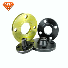 5.5inch concrete pump twin wall pipe with 148mm metric flange 2.5mm+2mm