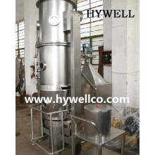 Mesin Susu Bubuk Fluidized Granulating