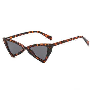 Sexy Vintage Black White Tortoise Shell Cat Eye Sunglasses for Women Sun Glasses Women