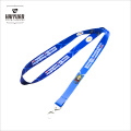 Promotional Cheap Custom Dye Sublimation Printed Lanyard