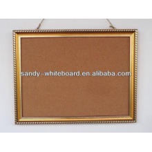cork board with PS frame new style 2014