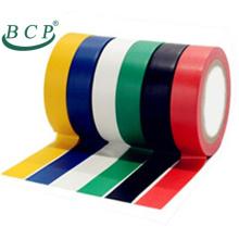 Ruban isolant en PVC avec différentes couleurs