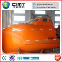 Bateau de sauvetage marin / bateau de sauvetage ouvert / bateau de sauvetage fermé CCS ABS