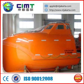 Морская спасательная лодка / открытая спасательная лодка / закрытая спасательная шлюпка CCS ABS