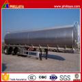 Liquid Fuel Tank Semi Aluminum Trailer