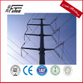 Steel Galvanized Electric Power Pole