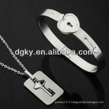 Nouveaux produits love forever bangle bracelet